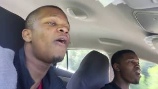 Kelontae Gavin and Dewayne Crocker singing I