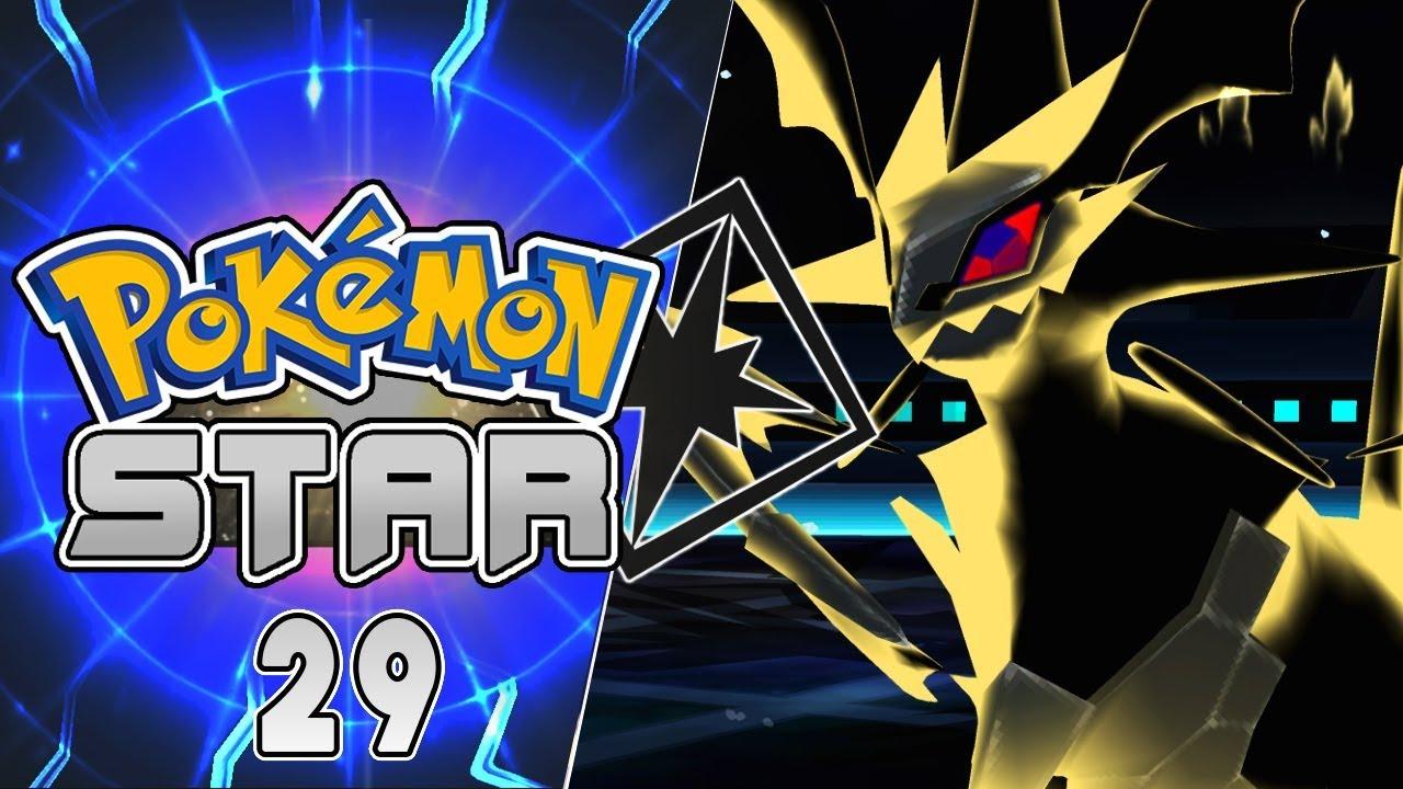 Pokemon Star 3DS Rom Hack Part 29 EVIL QUEEN ULTRA NECROZMA! Gameplay Walkthrough - YouTube