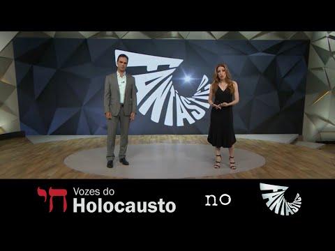 Vozes do Holocausto no Fantastico Rede Globo