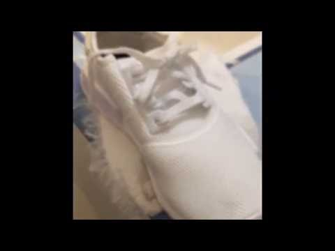 """Cleaning Adidas NMD """"HOOD"""" Style"""