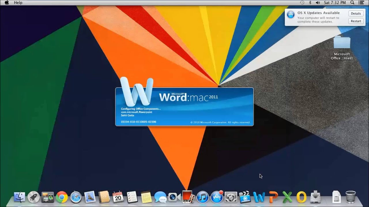 download office 2010 for mac free