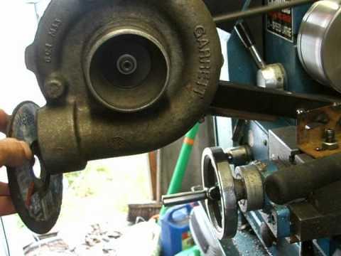 homemade supercharger part1
