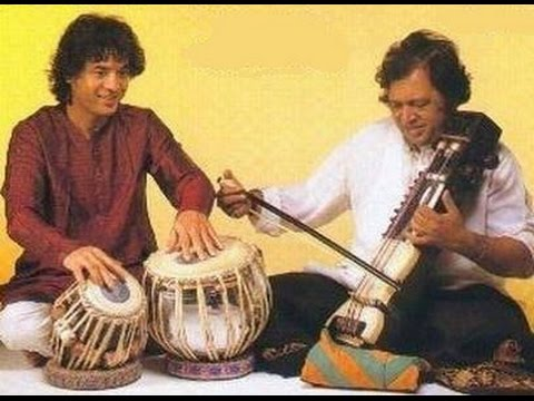 Concert of Ustad Zakir Hussain and Ustad Sultan Khan-1, Raga: Saraswati Mp3