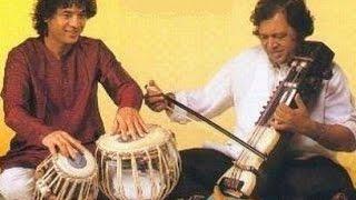 Concert of Ustad Zakir Hussain and Ustad Sultan Khan-1, Raga: Saraswati