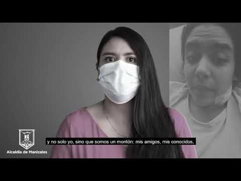 #JuntosContraLaCOVID19 💪 Daniela Barragán pasó 12 días sin compartir con su hijo