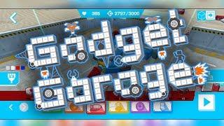 GADGET GARAGE!!