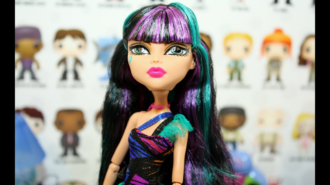 Unbox Daily: Monster High Music Class - Cleo De Nile ...