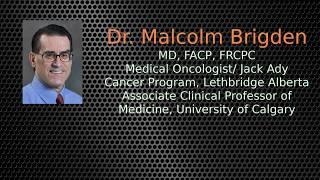 Dr. Malcolm Brigden - Associate Professor