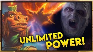 UNLIMITED POWER !! | Best Moments & Fails Ep. 16 | Hearthstone