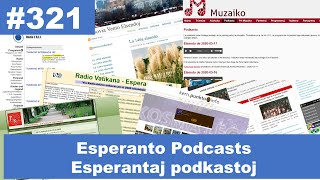 Esperantaj podkastoj | Esperanto Podcasts for beginners and advanced speakers