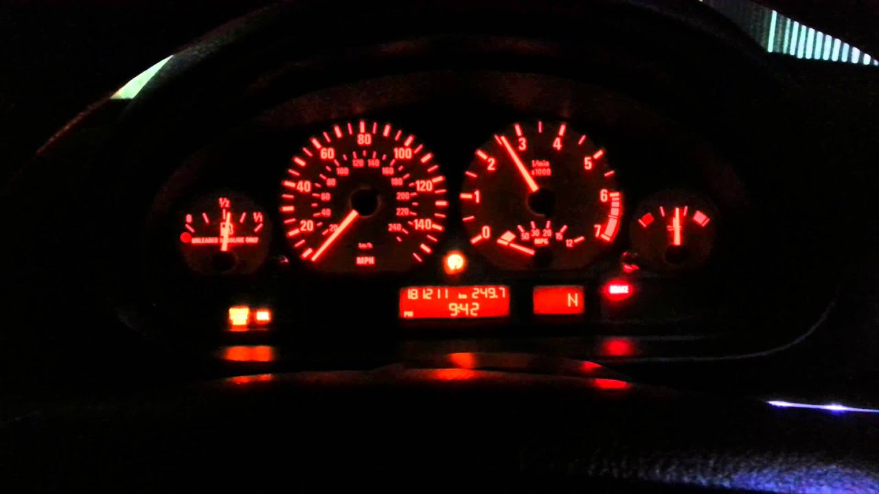 All Bmw Warning Lights >> Problema BMW 323i EML y DSC - YouTube