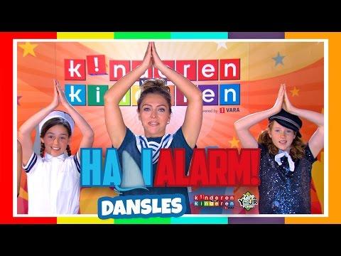 Haai-alarm! (Zapp Your Planet) - dansles - Kinderen voor Kinderen