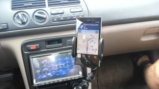 Backup Camera, Bluetooth, Music and Navigation in 94 Honda Accord - Video 9, The Bluetooth Trip