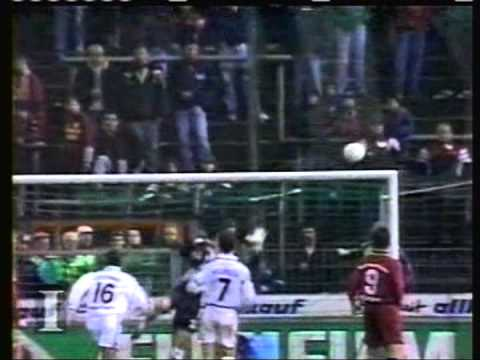 1998 October 30 B M'Gladbach 2 Bayer Leverkusen 8 German Bundesliga