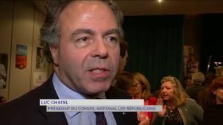 Versailles : Luc Chatel réunit les soutiens de François Fillon