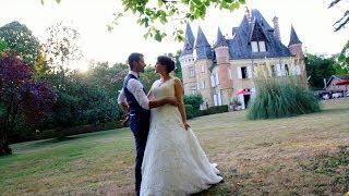 Mariage au Château le Haget dans le Gers