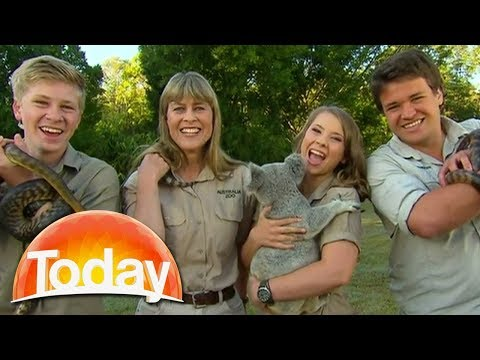 Bindi Irwin celebrates her 20th birthday