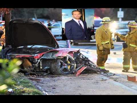 paul walker dies car crash footage of paul horrible car. Black Bedroom Furniture Sets. Home Design Ideas