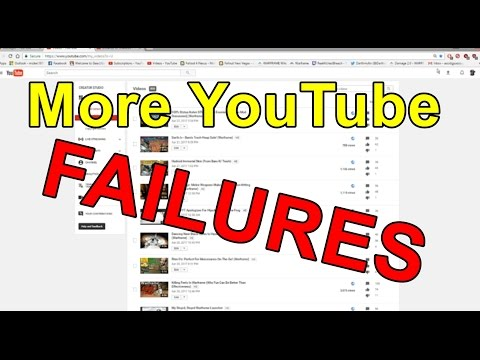 Getting REAL Tired Of YouTube's Bullshit (The stuff big youtubers don't talk about)