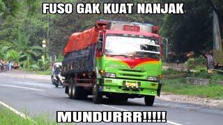 Video Gak Kuat Nanjak Truk Tronton Fuso Gagal Ditarik Dan Akhirnya Mundur Lagi [Part 1] download MP3, 3GP, MP4, WEBM, AVI, FLV Agustus 2018