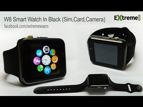 Connect smartwatch to android phone HOW: How to activate sim