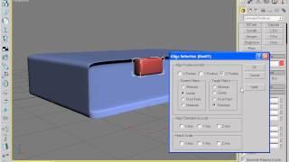 Создание электронных часов со светящимся циферблатом в 3Ds Max. Использование модуля VideoPost