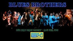 Blues Brothers Judy Belushi Patxi Pastor All Star Band Miami Beach Concert 2008