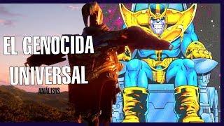 Download Video Thanos: El genocida universal - Análisis MP3 3GP MP4