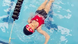MINHA ROTINA DE NATAÇÃO ★ Aula completa na piscina! ★ MERGULHANDO, APRENDENDO e BRINCANDO