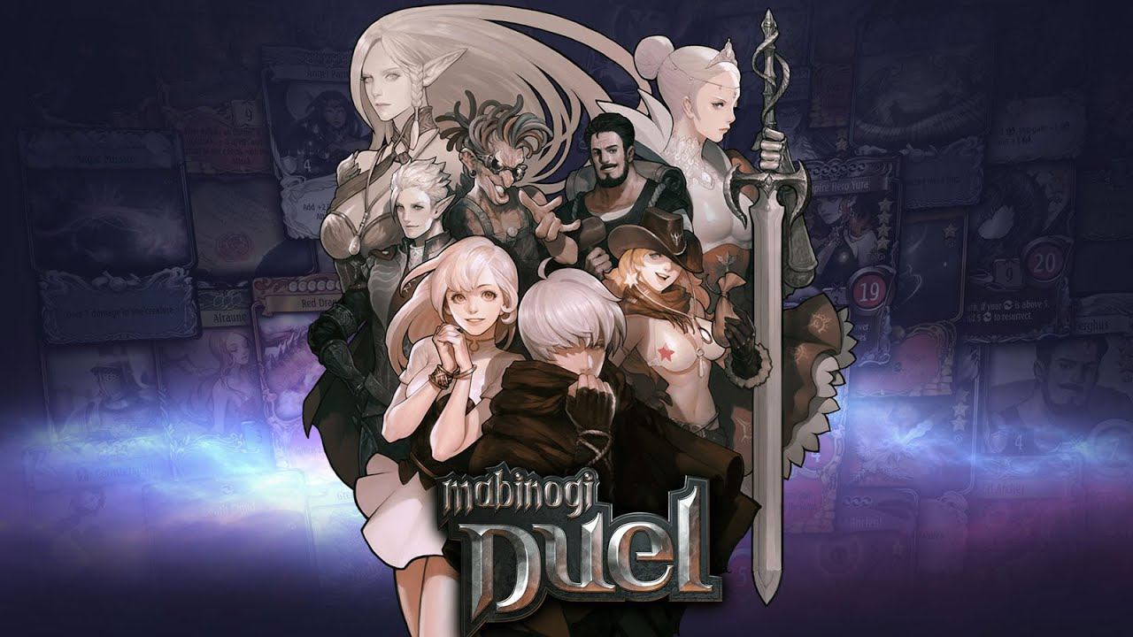 Mabinogi duel gameplay trailer ios android youtube mabinogi duel gameplay trailer ios android voltagebd Image collections