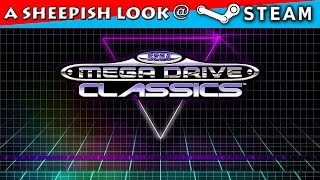 A Sheepish Look@ - SEGA Genesis/Mega Drive Classics Collection HUB - Steam