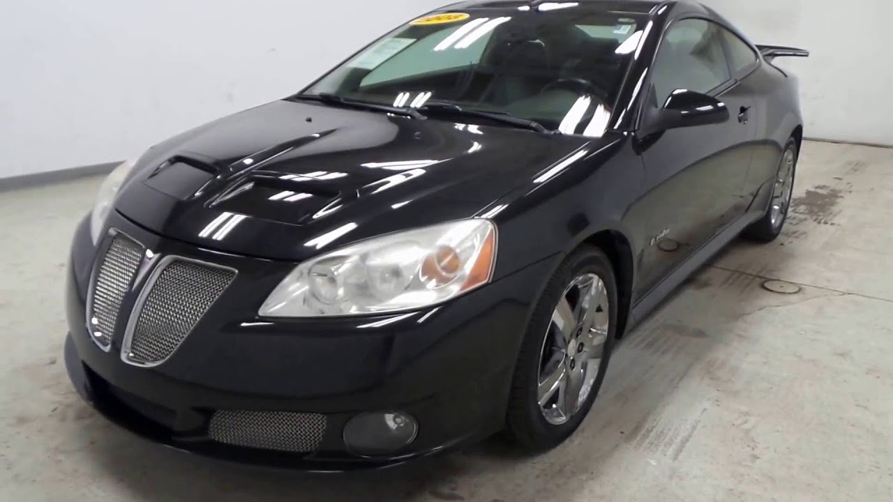 2008 pontiac g6 gxp youtube. Black Bedroom Furniture Sets. Home Design Ideas