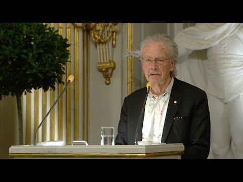 Nobel Lecture: Peter