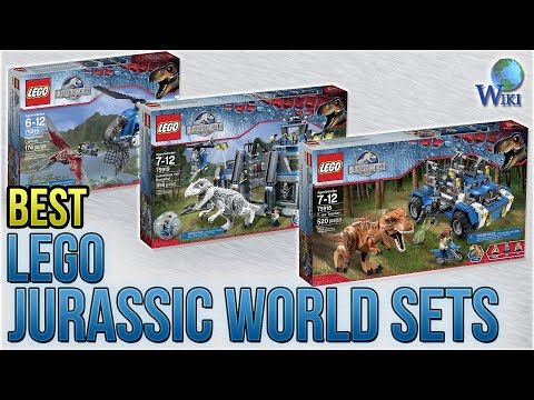 Top 6 Lego Jurassic World Sets of 2019 | Video Review