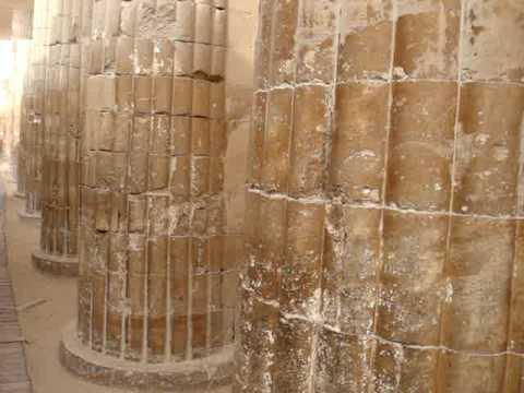 Germany-Rome-Egypt-Turkey: Saqqara Cairo #1 120909.MPG
