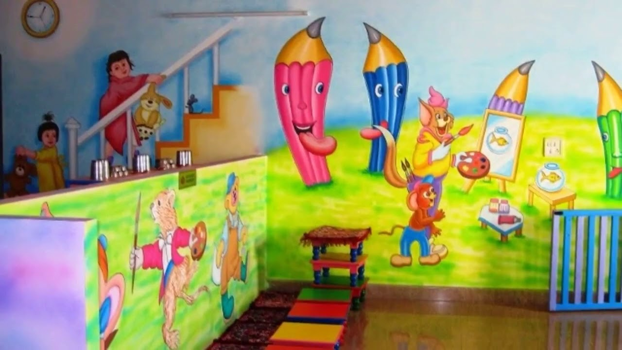 Classroom Wall Decoration Ideas For Primary School