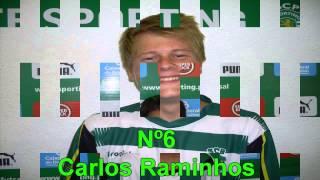 Apresentação Dos Iniciados Sporting Clube Banheirense