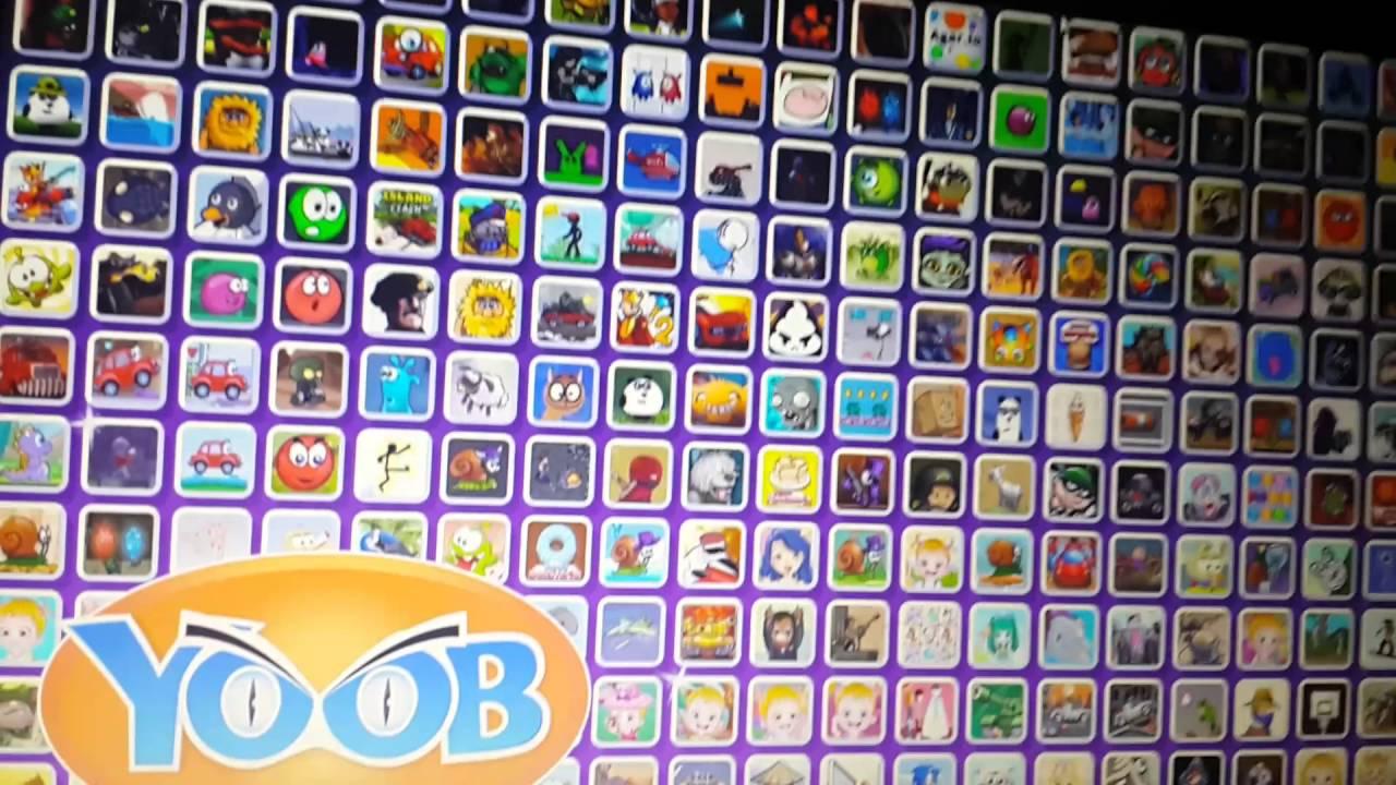 Juegos Yoob Youtube