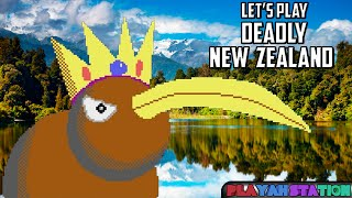 MASSIVE DIARRHEA POOPS - Deadly New Zealand - Let's Play