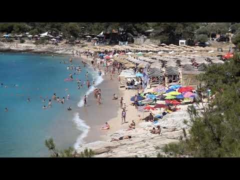 Plaja Psili Ammos, Thassos
