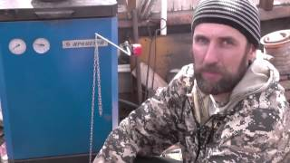 видео Системы отопления теплиц
