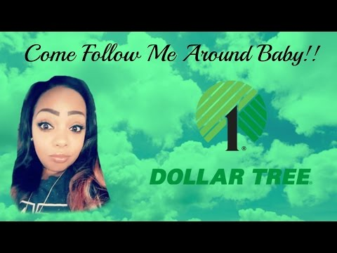 Hey Y'all Hey!!!!! Come follow me around the Dollar Tree Honey!!!