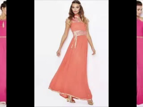 c6d0236e8  فساتين محجبات رائعه - Hijab Dresses - توصيل مجانى من نمشى - YouTube