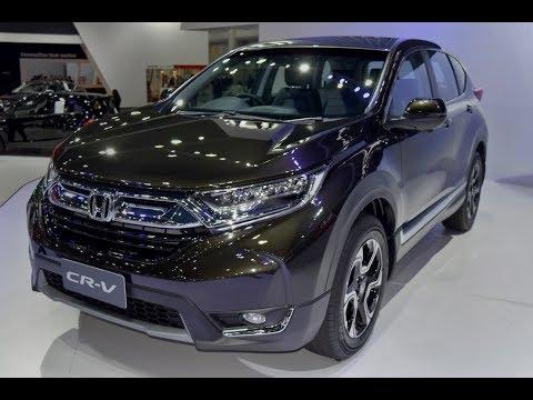 New Honda CRV 2017 7 Seater Diesel Coming Soon!!