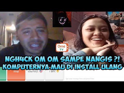 NGEH4CK BAPACK-BAPACK SAMPE KOMPUTERNYA MAU DI INSTALL ULANG | PRANK H4CKER OME TV INTERNASIONAL #28