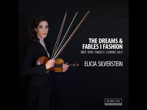 The Dreams & Fables I Fashion - Album Trailer - Elicia Silverstein