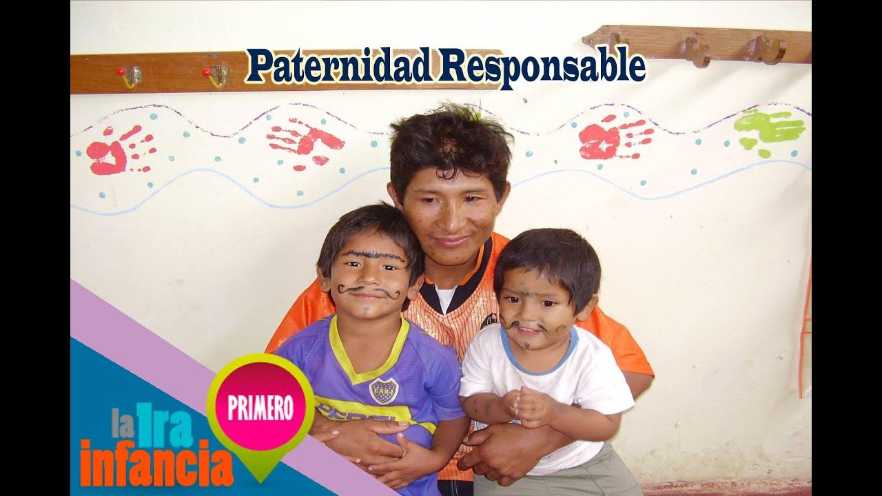 Paternidad responsable 01 09 14 youtube for Derecho de paternidad