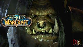 Didi Live - World of Warcraft - Jucam pentru prima data :P