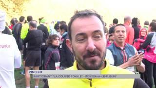 Course à pied : 800 participants pour la Course Royale