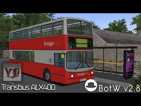 BotW 2.8 Route 35 Transbus ALX400 (Alpha)